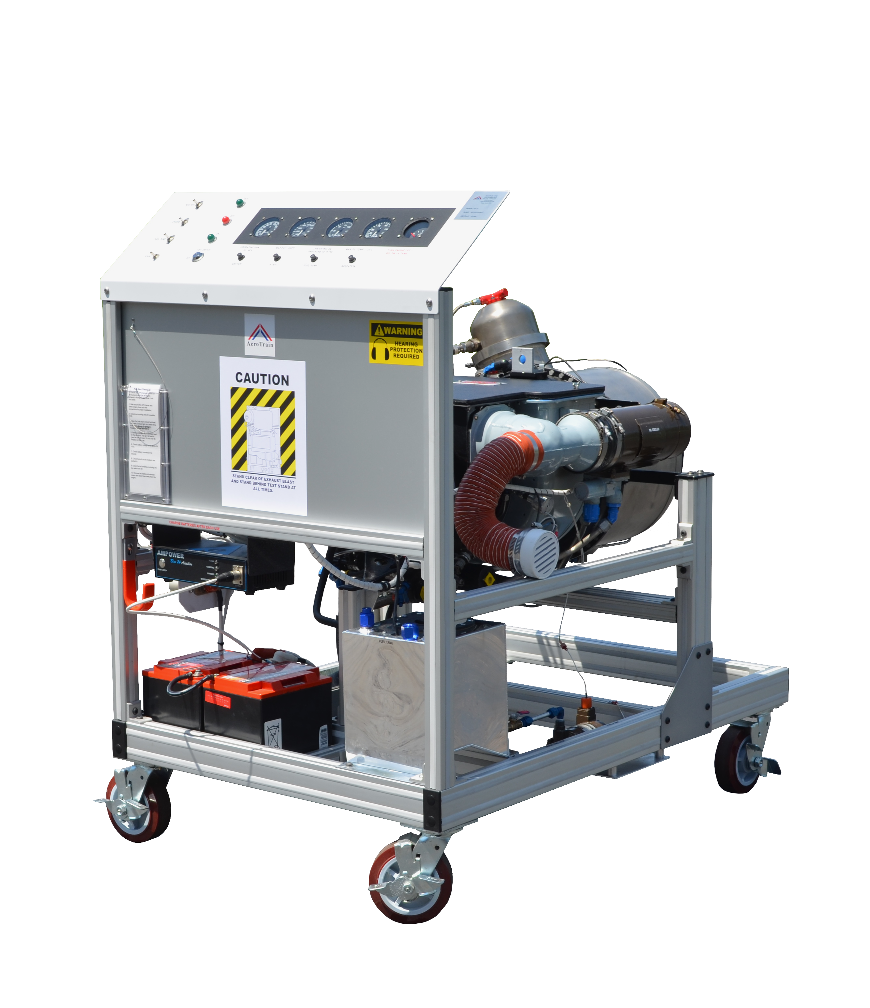AE-21 Runnable Auxiliary Power Unit Trainer