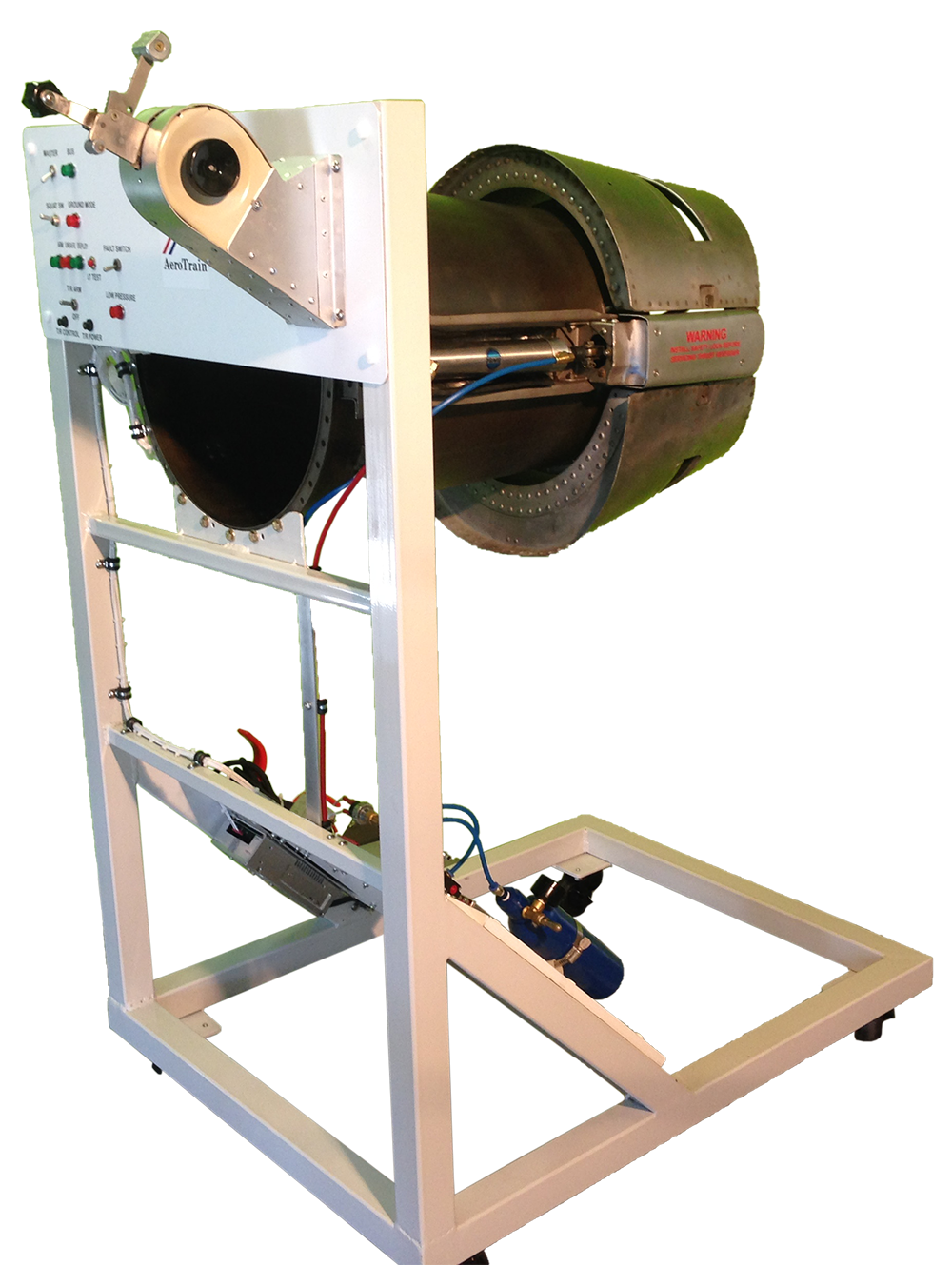 AE-24 Alat Peraga Sistem Thrust Reverser