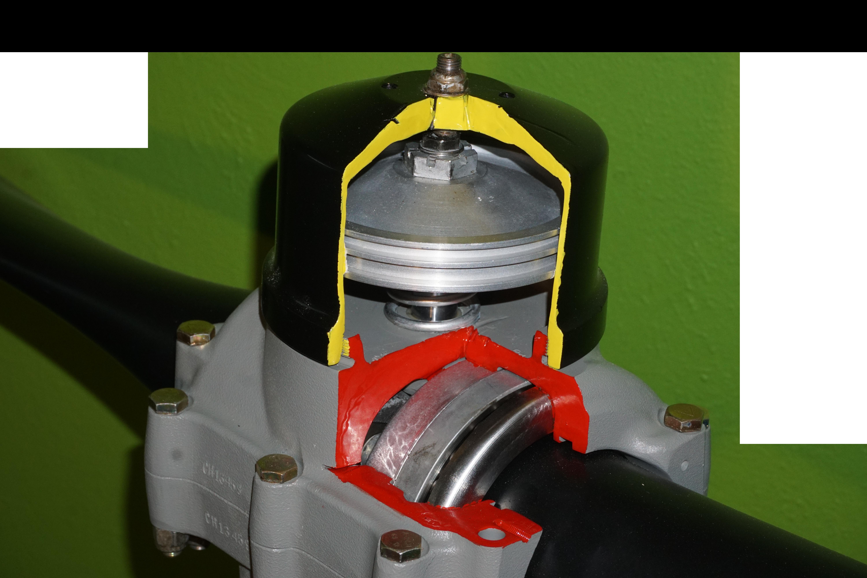 EC-01 Constant Speed Propeller