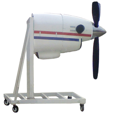 AE-09-PT6A Engine Removal & Replacement Trainer