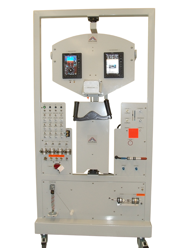 IT-03 EFIS/EICAS Trainer Model
